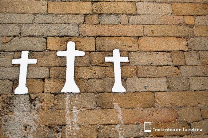 Vía crucis de la iglesia de Montehermoso