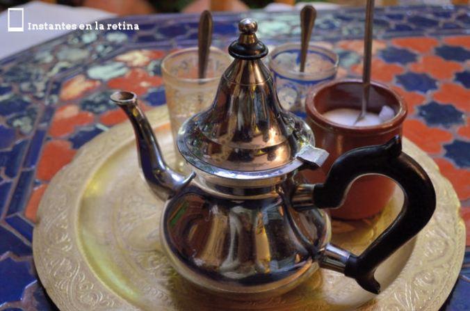 Té beduino