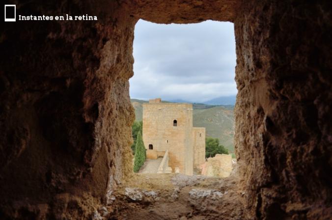 Dentro de la Alcazaba