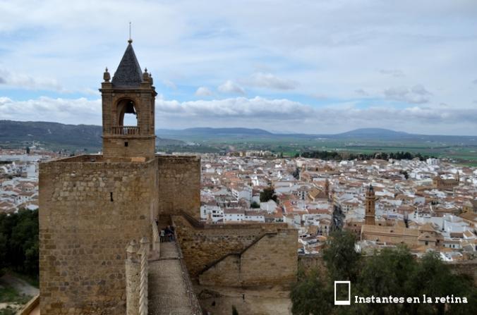 Vista desde la Alcazaba