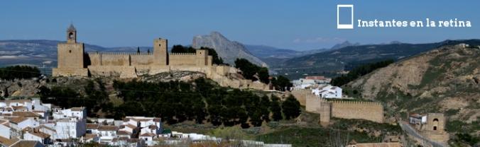Panorámica de la Alcazaba