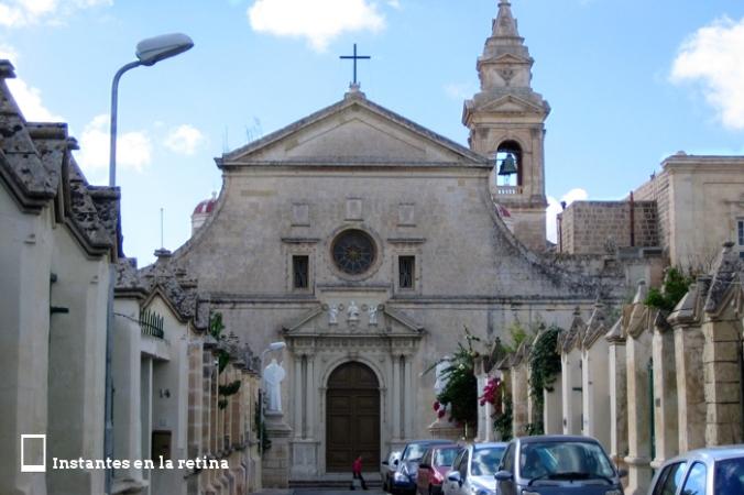 Fechada de la Iglesia de San Marcos.