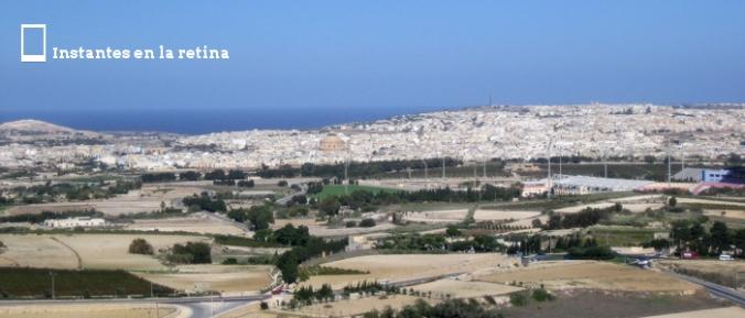 IMG_2361 vistas de Mosta desde mdina panorámica resize