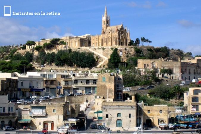 IMG_2736 Iglesia Madonna ta' Lourdes de Mgarr resize