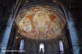 Frescos de la Eglise Saint-Sauveur