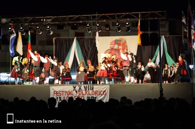 Sabor Añejo en el escenario