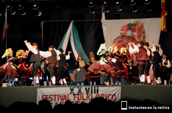 Sabor Añejo en el Festival Folklórico Internacional de los Pueblos del Mundo 2014