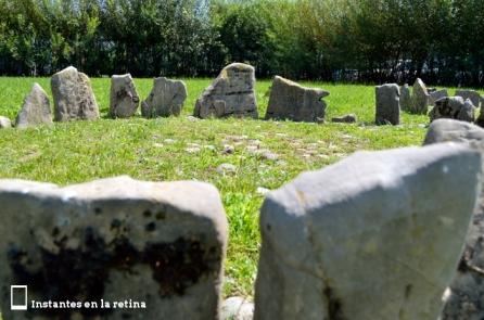 Círculos de piedra prehistóricos